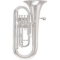 King 2280 Series Euphonium 2280Sp Silver