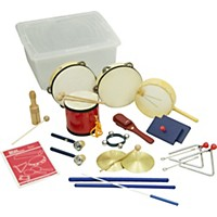 Rhythm Band Deluxe Rhythm Band Sets Rb45 15 Student Kit