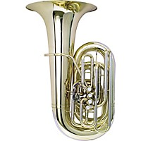 Besson Be995 Sovereign Series 5-Valve 4/4 Cc Tuba Silver