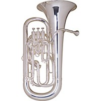 Besson Be968 Sovereign Series Compensating Euphonium Silver