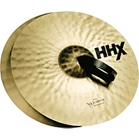 Sabian Hhx New Symphonic Viennese Band Cymbal Pair 20 In.