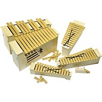 Sonor Palisono Deep Bass Xylophones Chromatic Add-On Only, Gbkx 200