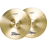 Zildjian A Symphonic Viennese Tone Crash Cymbal Pair 18 In.