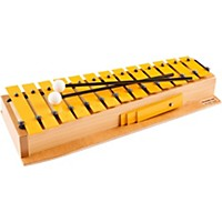 Studio 49 Series 1600 Orff Glockenspiels Diatonic Alto Unit Only, Gad