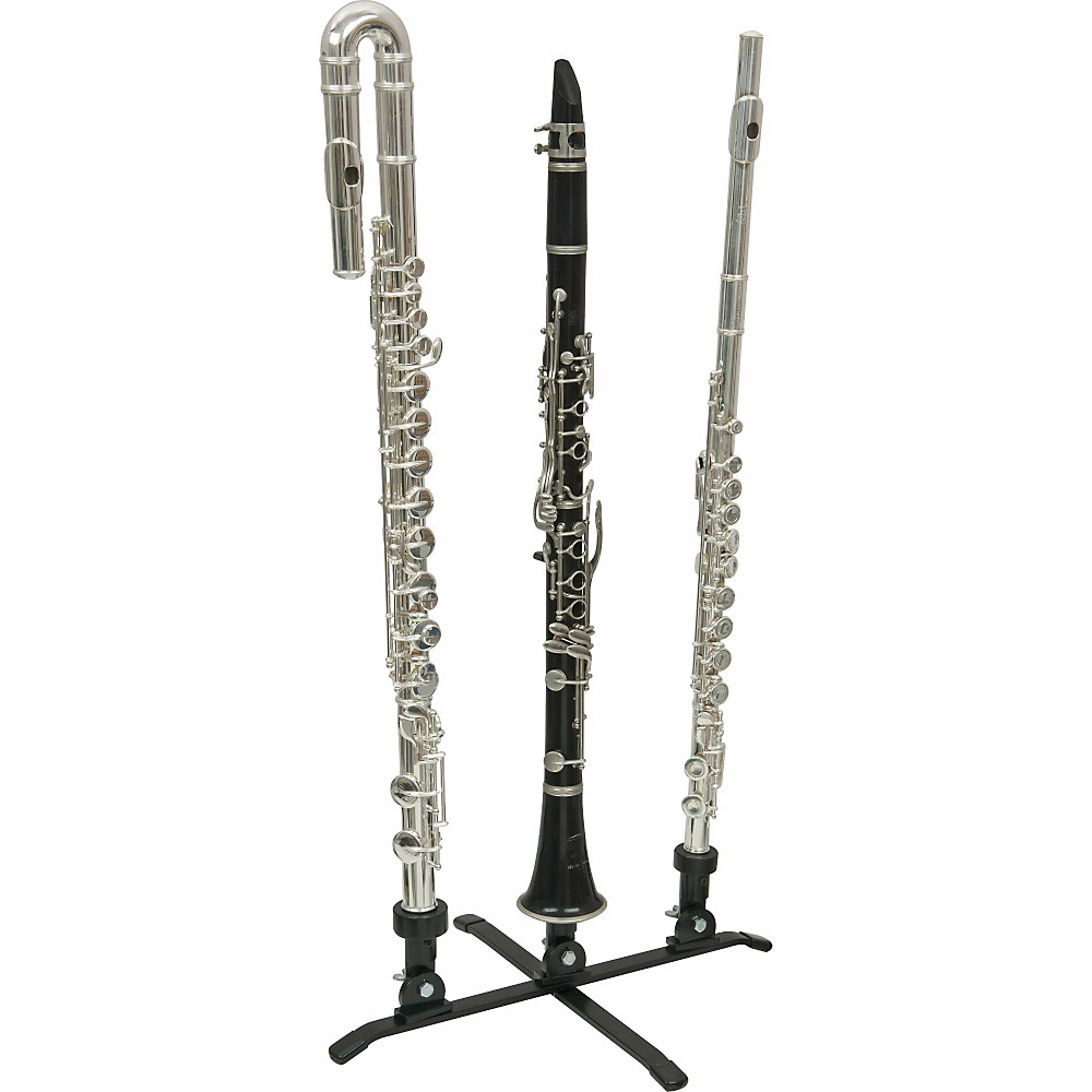 Performance Gear Woodwind Modular Instrument  Stand Alto Flute Peg 1274319722572