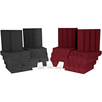 Auralex D36 Roominator Kit Charcoal/Burgandy