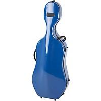 Bam Newtech Cello Case Blue, With Wheels