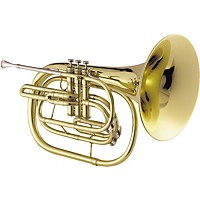 Jupiter 550 Series Marching Bb French Horn 550L Lacquer