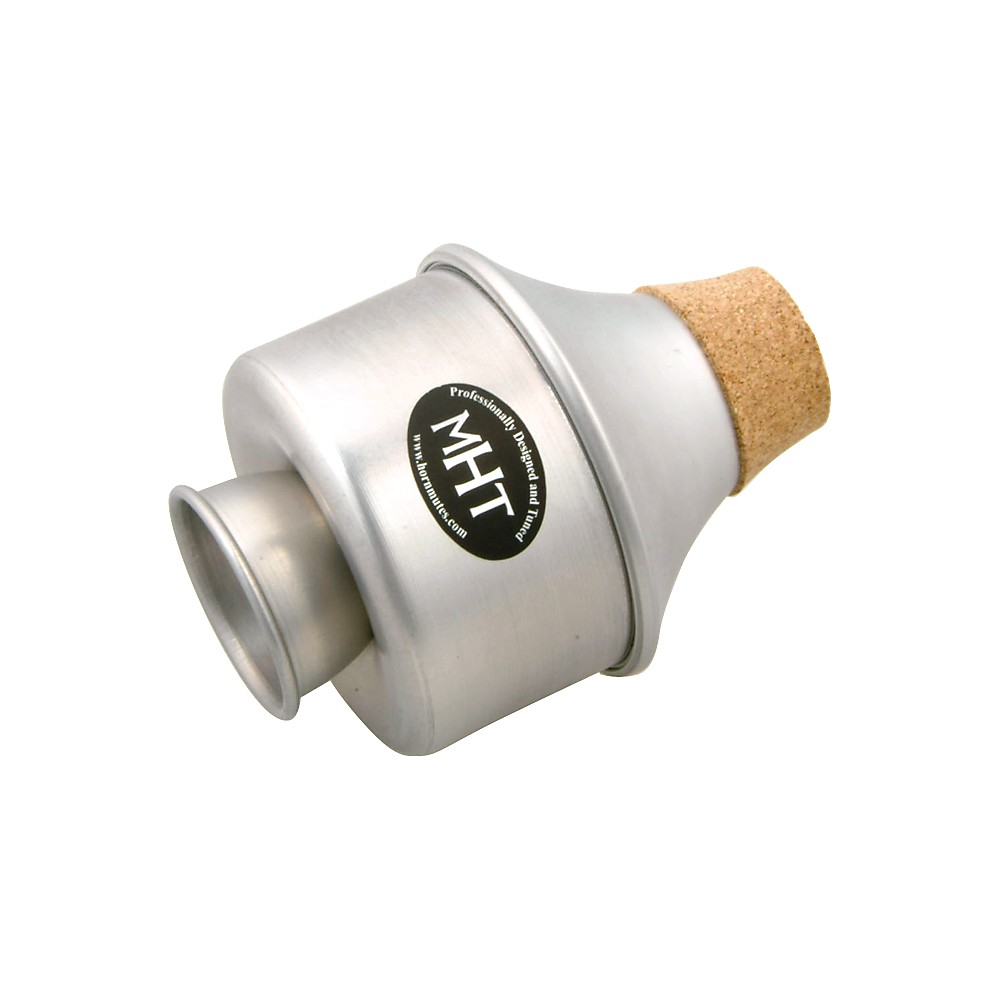 Mutec Traditional Aluminum Trumpet Wah-Wah Mute 1274319727605