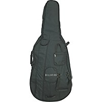 Bellafina Deluxe Cello Bag Black 4/4 Size