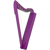 Rees Harps Fullsicle Harp Purple