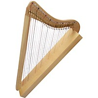 Rees Harps Fullsicle Harp Natural Maple