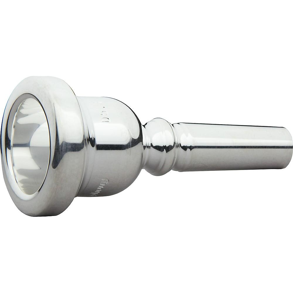 Schilke Symphony D Series Trombone Mouthpiece In Silver 1275776904088