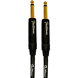 Fulltone Gs15-Ss 15' Gold Standard Straight-Straight Instrument Cable 15 Ft.