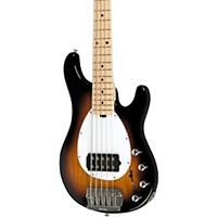 Music Man Sterling 5 H Bass Vintage Sunburst Maple Fretboard