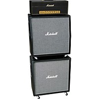 Marshall Plexi 1959Slp, 1960Ax, And 1960Bx Tube Guitar Full Stack