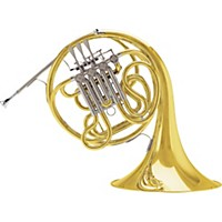 Conn 11D Symphony Series Fixed Bell Double Horn Lacquer Fixed Yellow Brass Bell