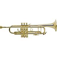 Bach 180-43 Stradivarius Series Bb Trumpet  18043G Lacquer, Gold Brass Bell