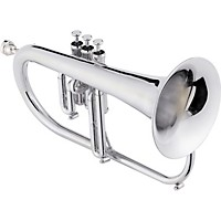 Jupiter 846 Series Bb Flugelhorn Silver Yellow Brass Bell