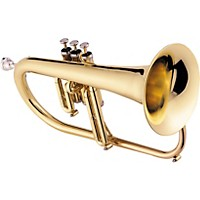 Jupiter 846 Series Bb Flugelhorn Lacquer Yellow Brass Bell