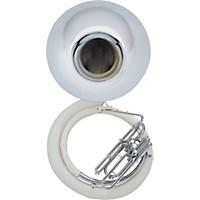 Jupiter 696 Fiberbrass Series Bbb Sousaphone Silver Bell