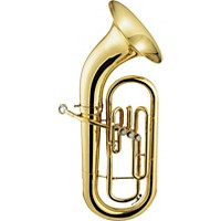 Jupiter 464 Series Bell Front 3-Valve Euphonium Lacquer