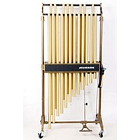 Musser Symphonic Chimes 1.5 In. Tubes Brass  ...