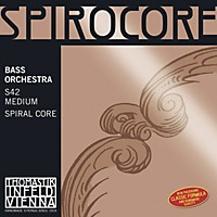 Thomastik Spirocore 4/4 Size Double Bass Strings 4/4 Solo Set