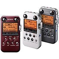 Sony Pcm-M10 Portable Digital Recorder Gloss White