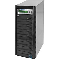 Microboards Quic Disc H127 Economy Cd/Dvd Duplicator 17 W/ Hard-Drive