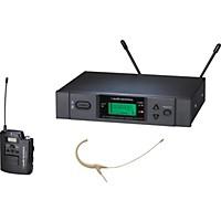 Audio-Technica Atw-3192B Headworn Condenser Microphone Wireless System