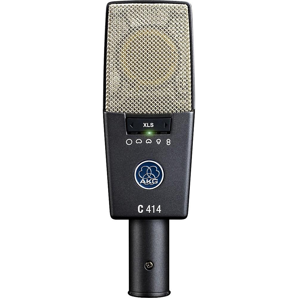 3. AKG Pro Audio C414 XLS