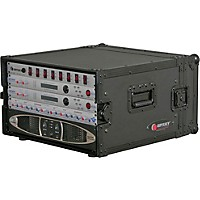 Odyssey Black Label Amp Rack 6 Space Rack