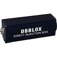 Rapco Horizon Dbblox Hi To Lo Z Transformer Direct Box