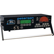 Peterson 490 8-Octave AutoStrobe Tuner Level 1