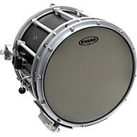 Evans Hybrid Marching Snare Drum Batter Head Gray 13 In.