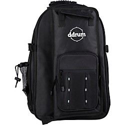 Ddrum Backpack With Laptop Compartment And Detachable Stick Bag Black