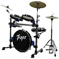 Traps Drums A400 Portable Acoustic Drum  ...