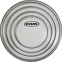 Evans Mx White Tenor Head 12 In.
