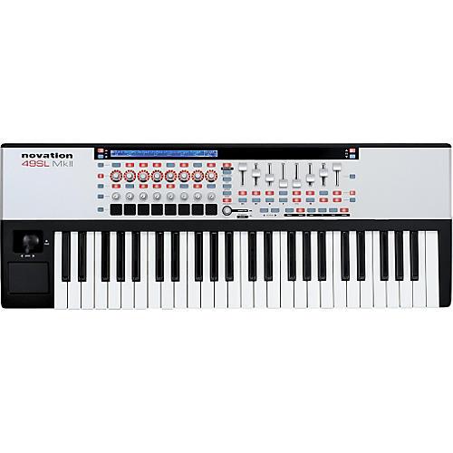 Novation 49SL MkII Keyboard Controller