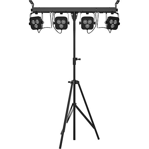 CHAUVET DJ 4BAR LT BT LED Wash Light Effect System with Bluetooth