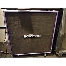 Soldano 4X12 200W STRAIGHT Guitar Cabinet