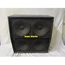 Tubeworks 4X12 Guitar Cabinet