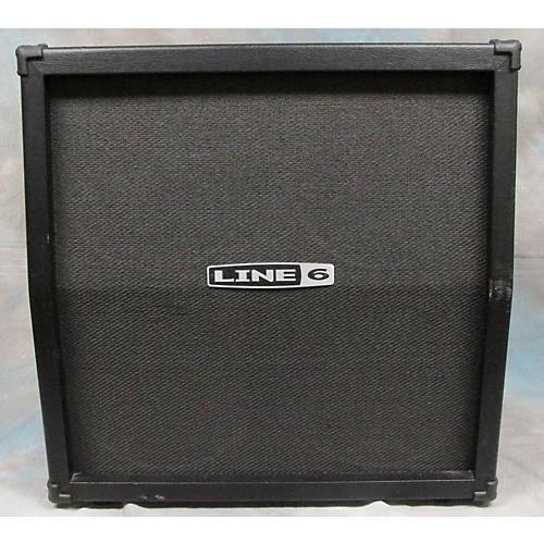 Line 6 4X12 SLANT CAB 300W Guitar Cabinet