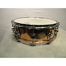 DW 4X14 Collector's Series Metal Snare Drum
