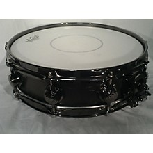 DW 4X14 Knurled Black Nickel Over Steel Drum