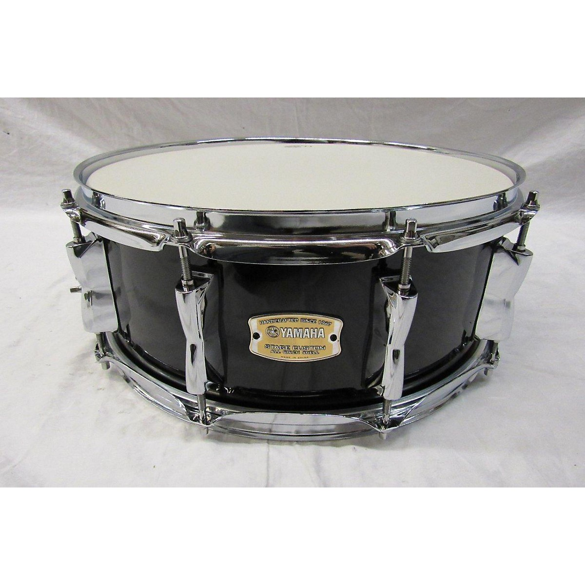 Yamaha 4X14 Stage Custom Snare Drum