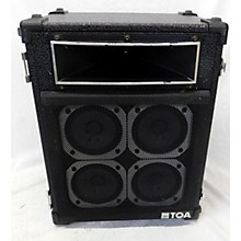 TOA 4x Unpowered Speaker