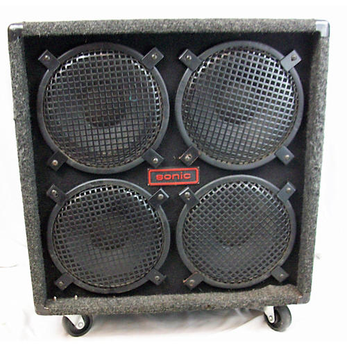 Sonic 4x10 Bass Cab Bass Cabinet