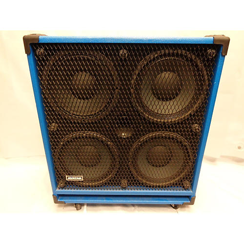 Avatar 4x10 Bass Cabinet Bass Cabinet